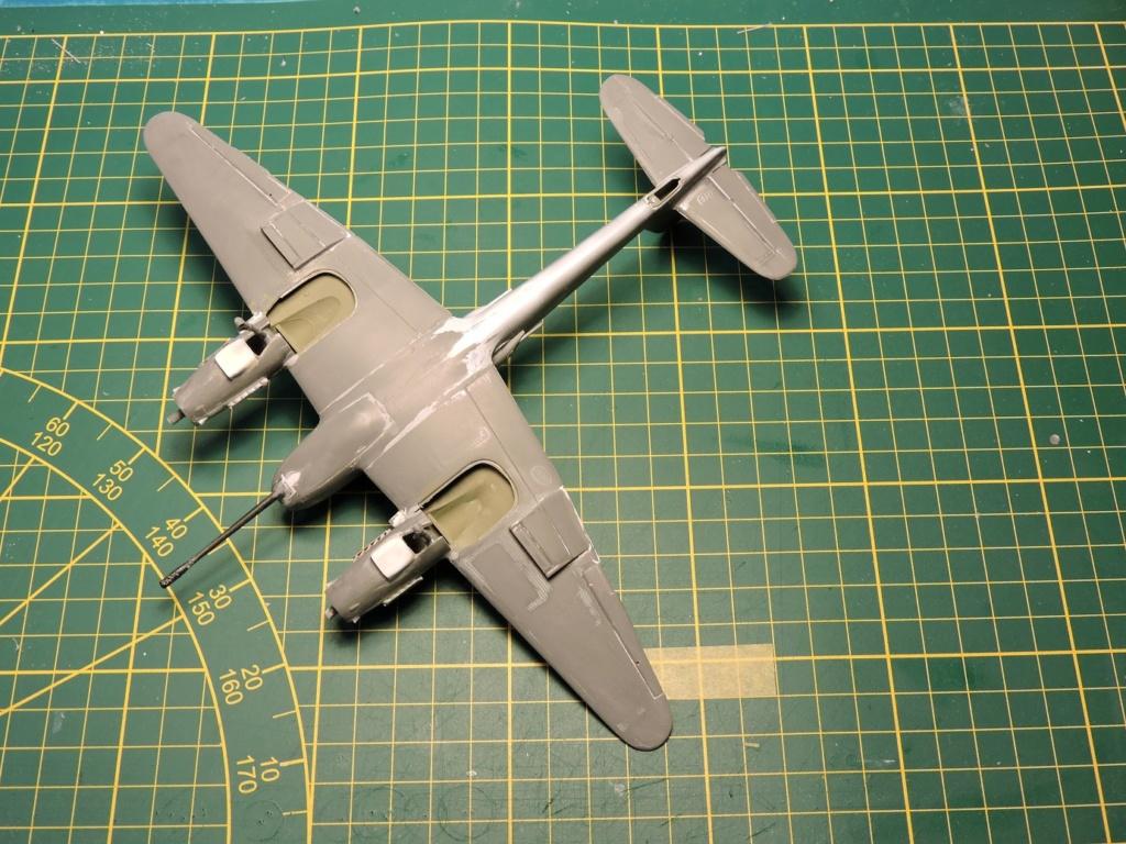 [FROG] messerschmitt 410 hornisse - Page 2 Messer34