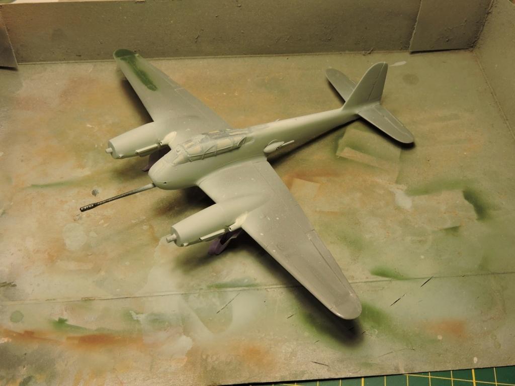 [FROG] messerschmitt 410 hornisse - Page 2 Messer36
