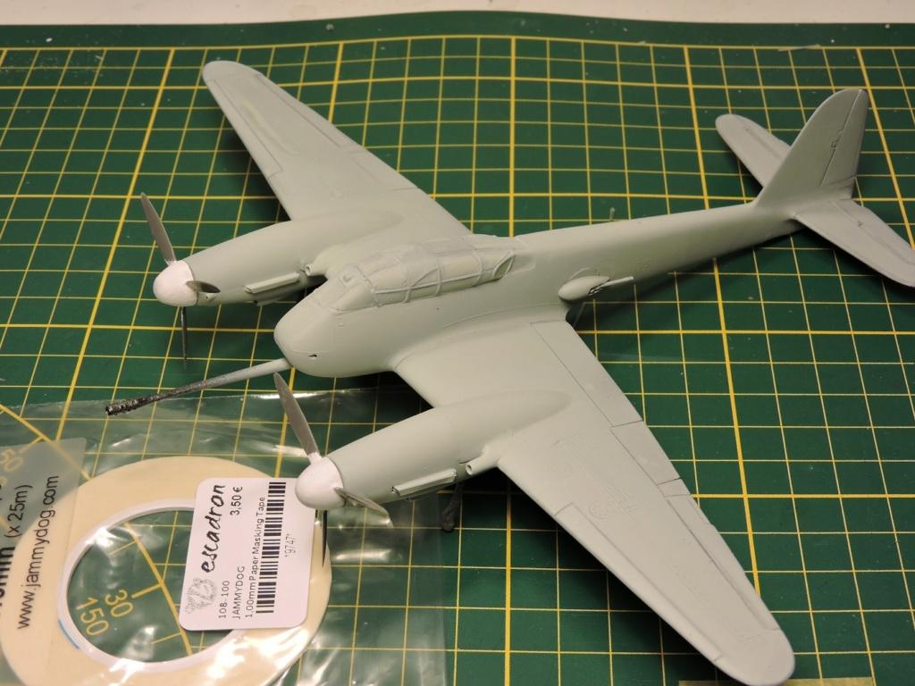 [FROG] messerschmitt 410 hornisse - Page 2 Messer37
