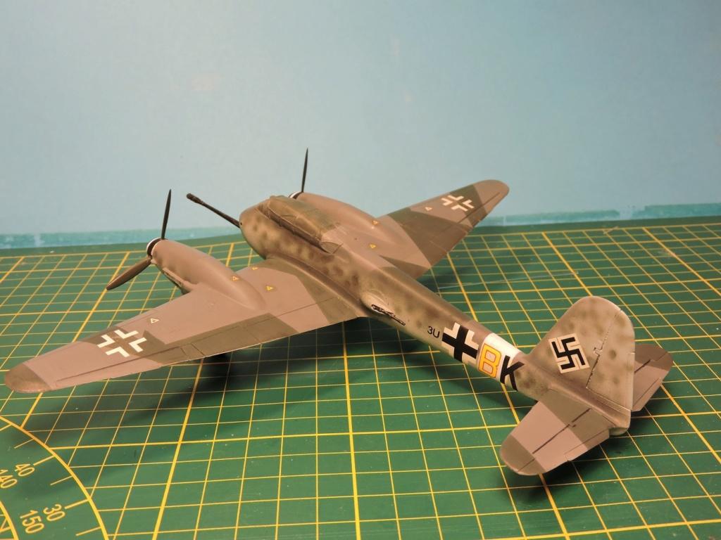 [FROG] messerschmitt 410 hornisse - Page 2 Messer43