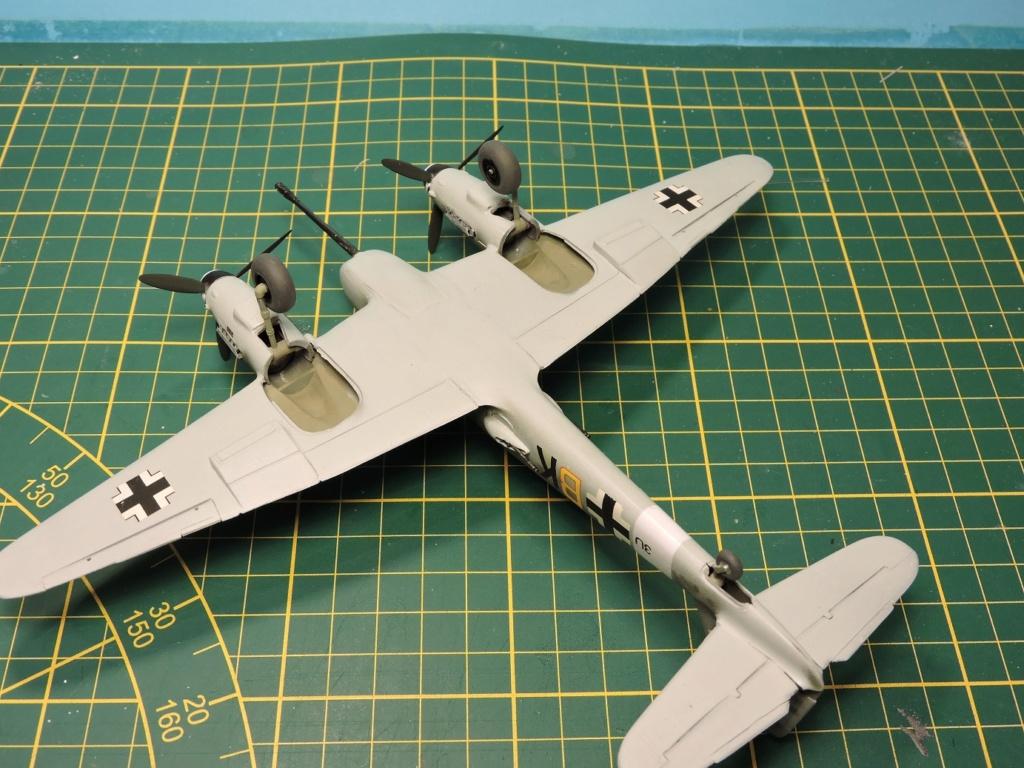 [FROG] messerschmitt 410 hornisse - Page 2 Messer45