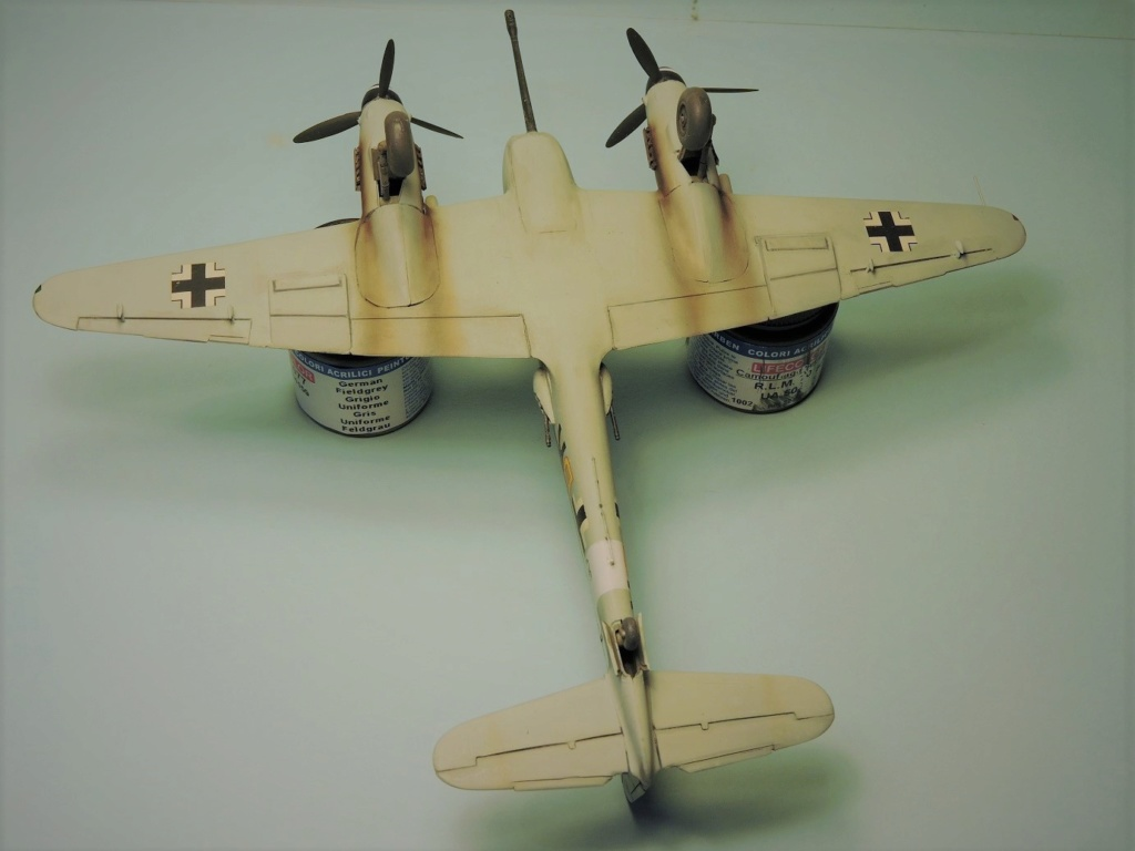 [FROG] messerschmitt 410 hornisse - Page 3 Messer49