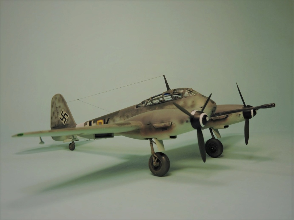 [FROG] messerschmitt 410 hornisse - Page 3 Messer51