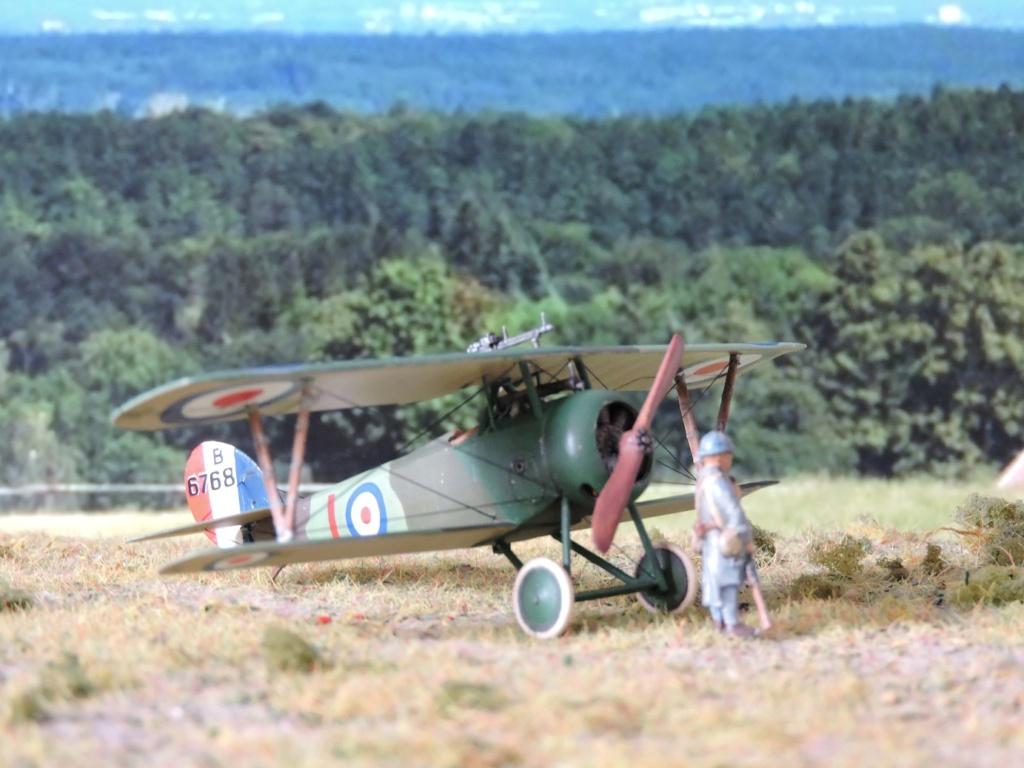 [RODEN] Nieuport 27 AU  1/72 Nieup137