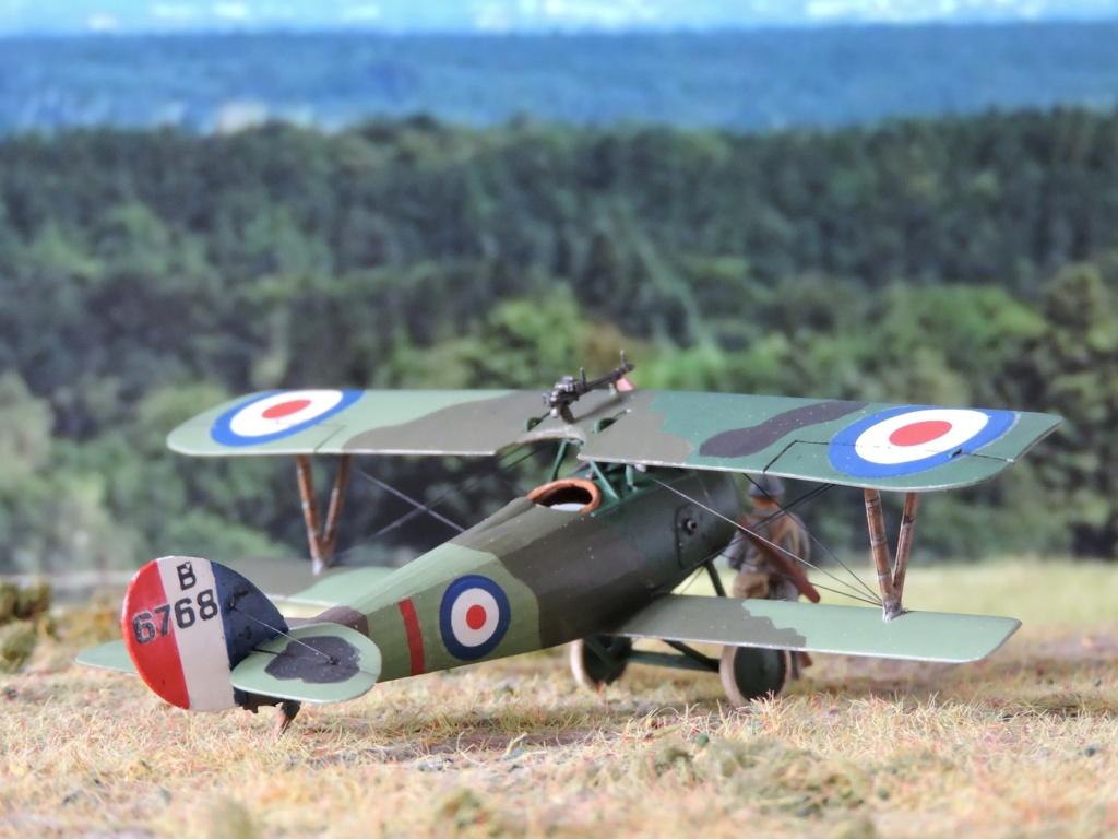 [RODEN] Nieuport 27 AU  1/72 Nieup138