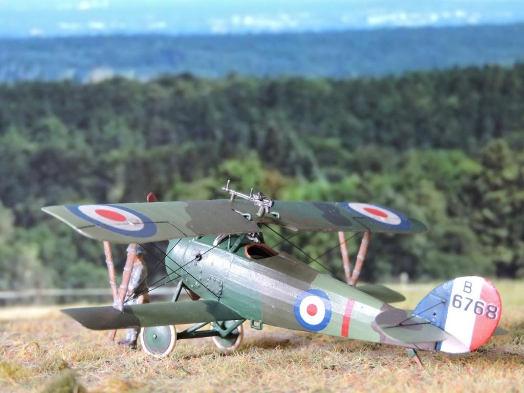[RODEN] Nieuport 27 AU  1/72 Nieup139