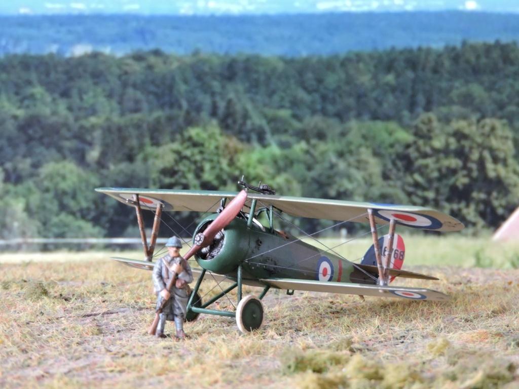 [RODEN] Nieuport 27 AU  1/72 Nieup141