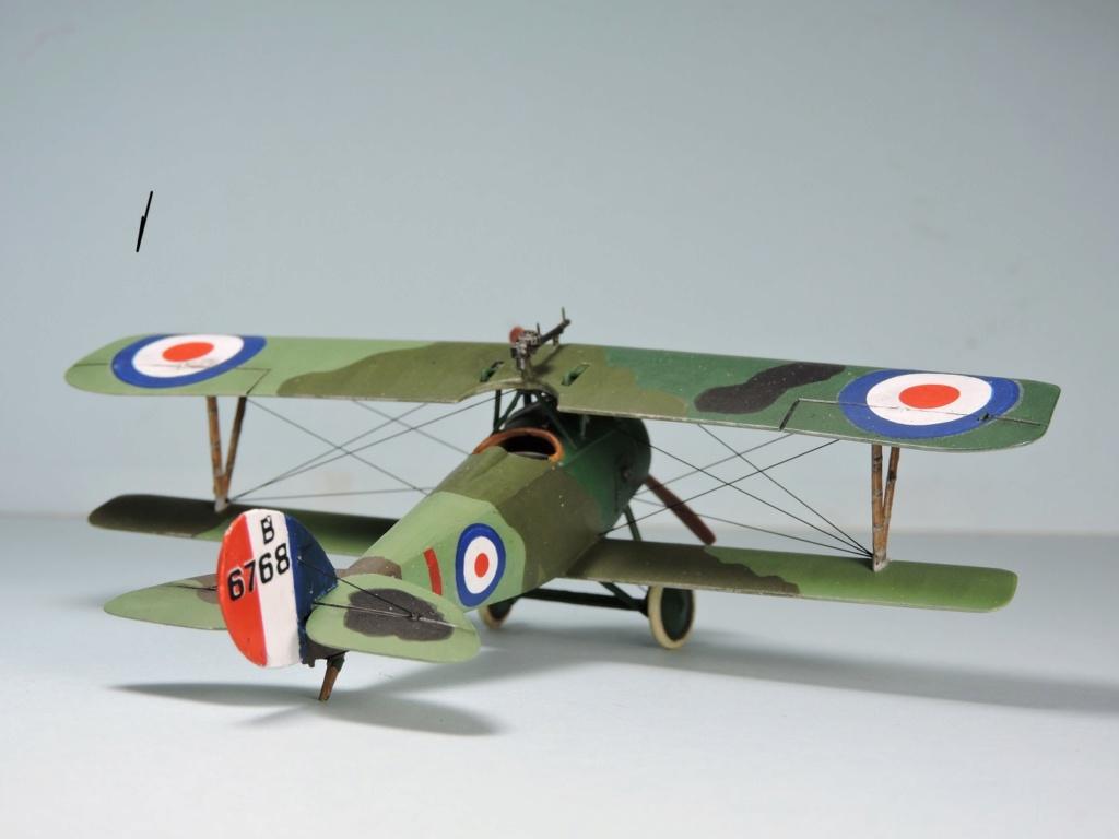 [RODEN] Nieuport 27 AU  1/72 Nieup143