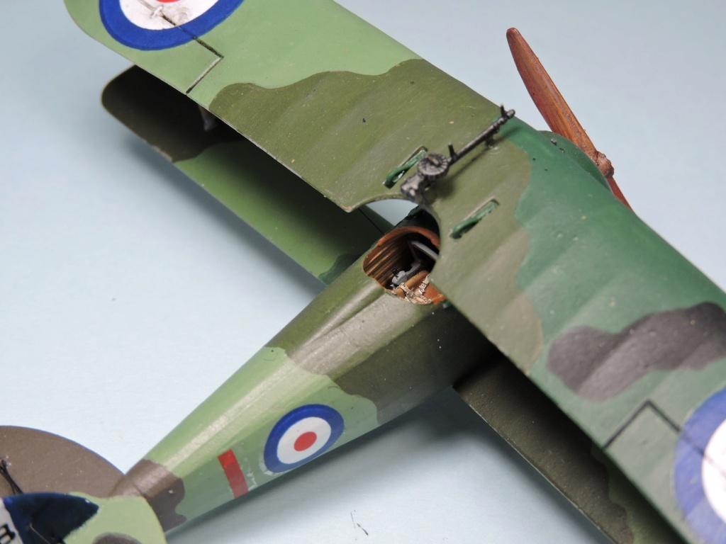 [RODEN] Nieuport 27 AU  1/72 Nieup144