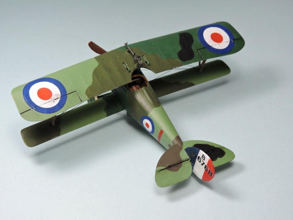 [RODEN] Nieuport 27 AU  1/72 Nieup145