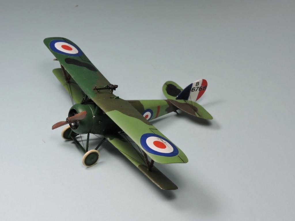 [RODEN] Nieuport 27 AU  1/72 Nieup146