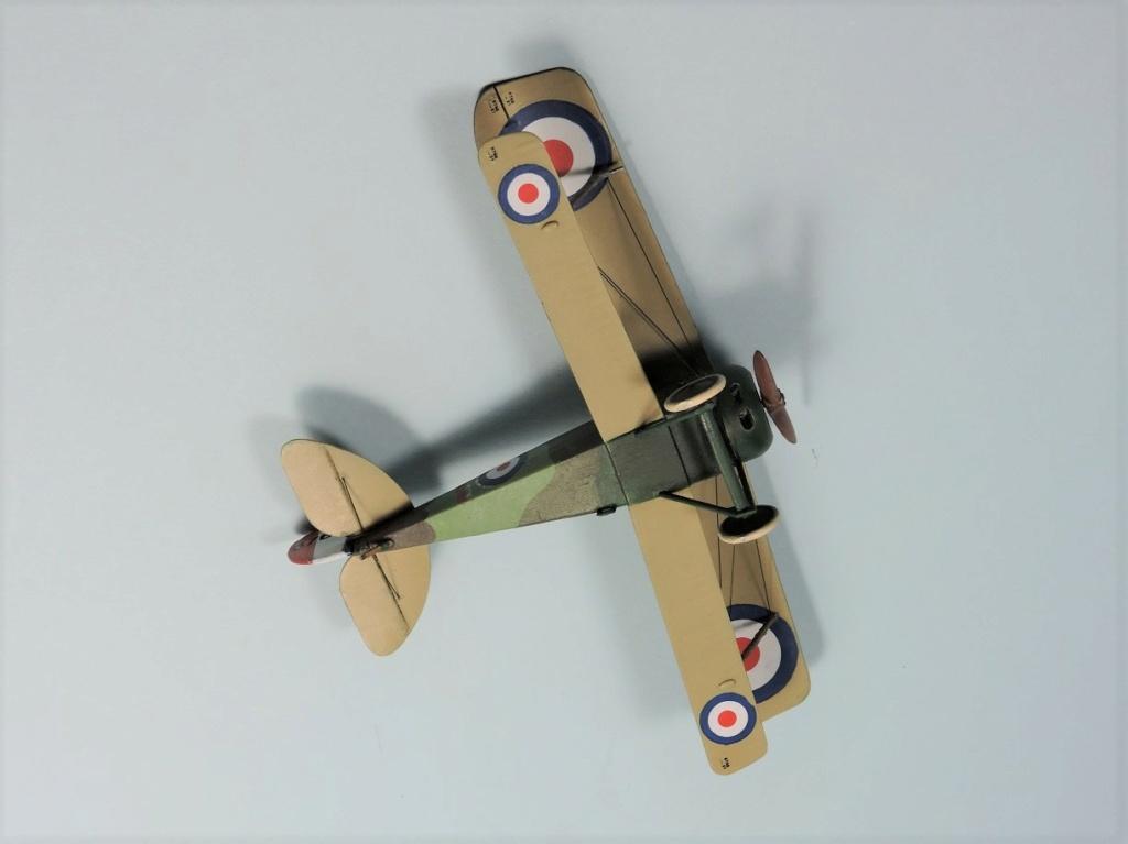 [RODEN] Nieuport 27 AU  1/72 Nieup147