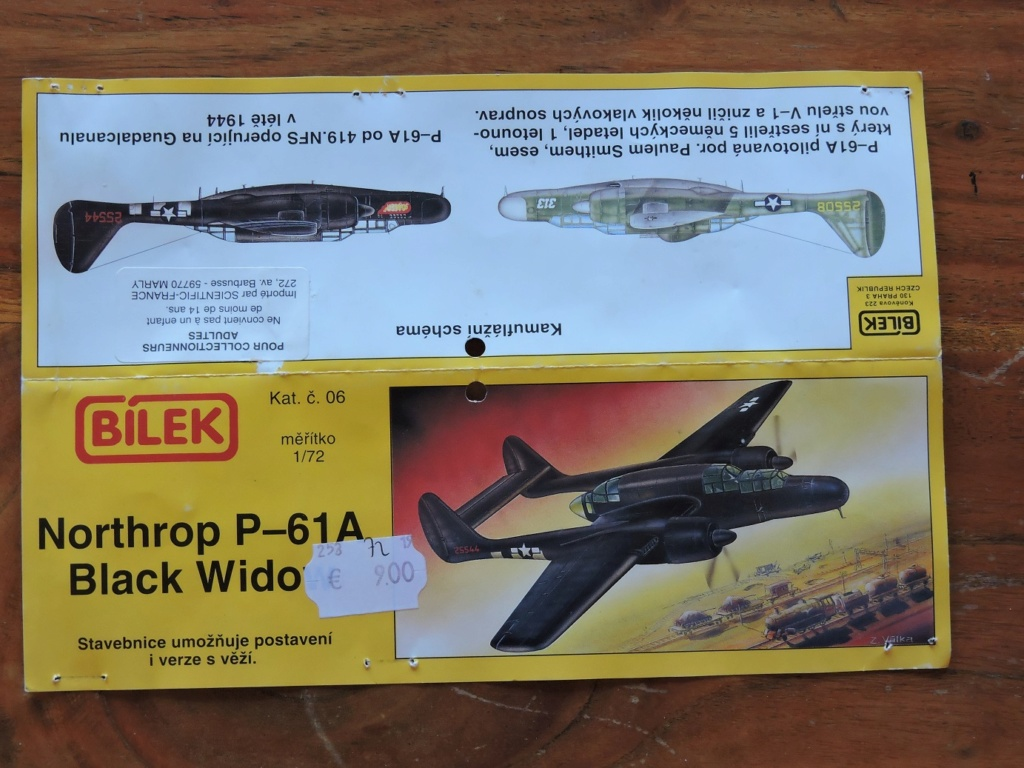 [BILEK/FROG] Northrop P61 Black Widow Northr10