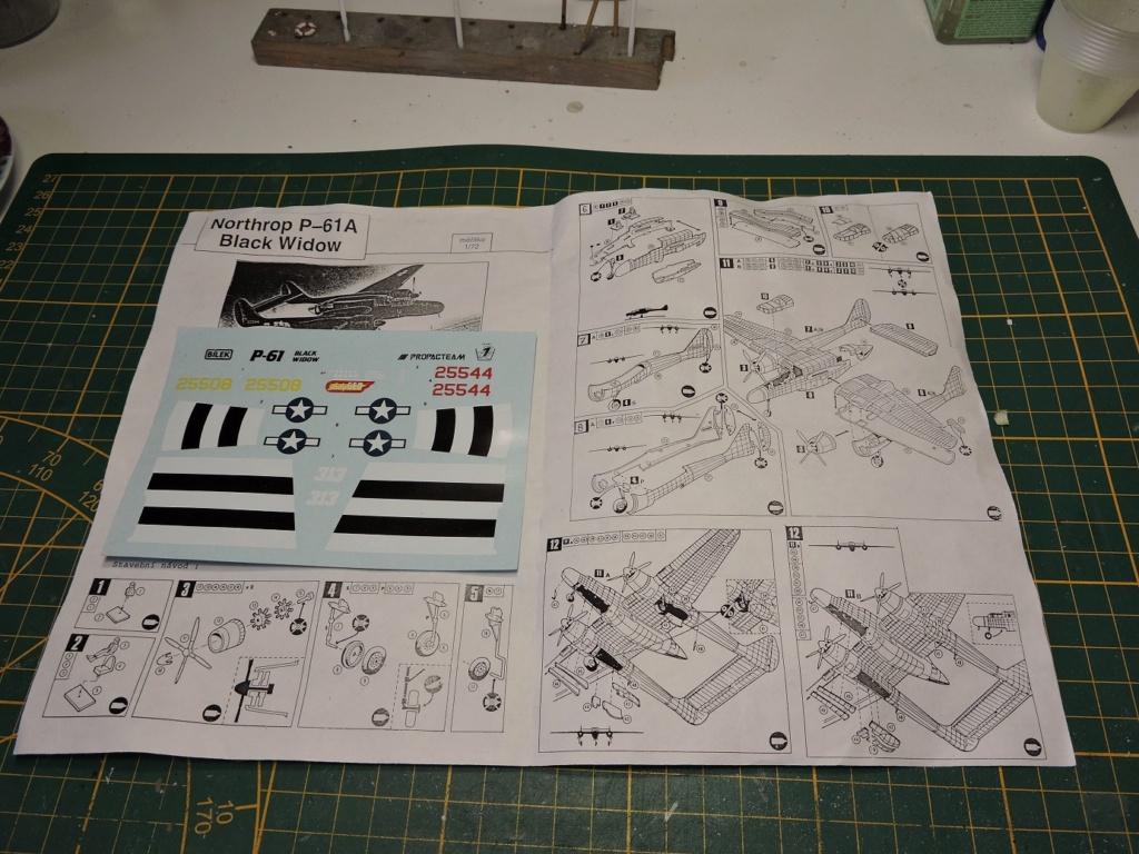 [BILEK/FROG] Northrop P61 Black Widow Northr12