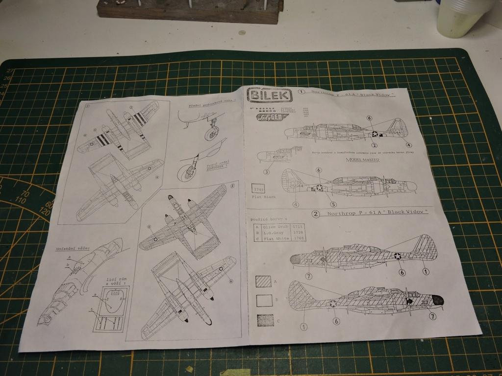 [BILEK/FROG] Northrop P61 Black Widow Northr13