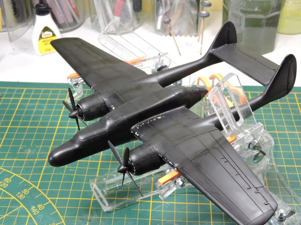[BILEK/FROG] Northrop P61 Black Widow - Page 3 Northr47