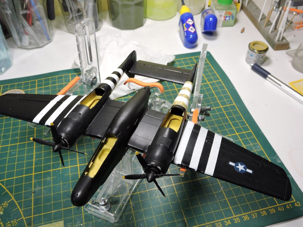 [BILEK/FROG] Northrop P61 Black Widow - Page 3 Northr49