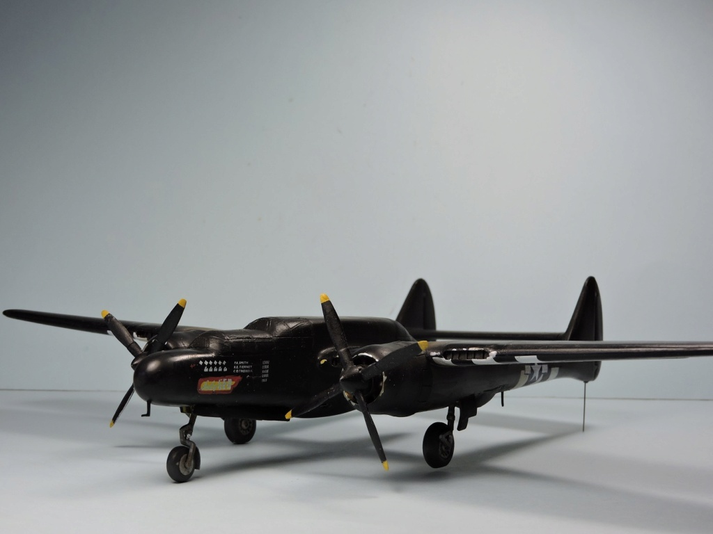 [BILEK/FROG] Northrop P61 Black Widow - Page 4 Northr52