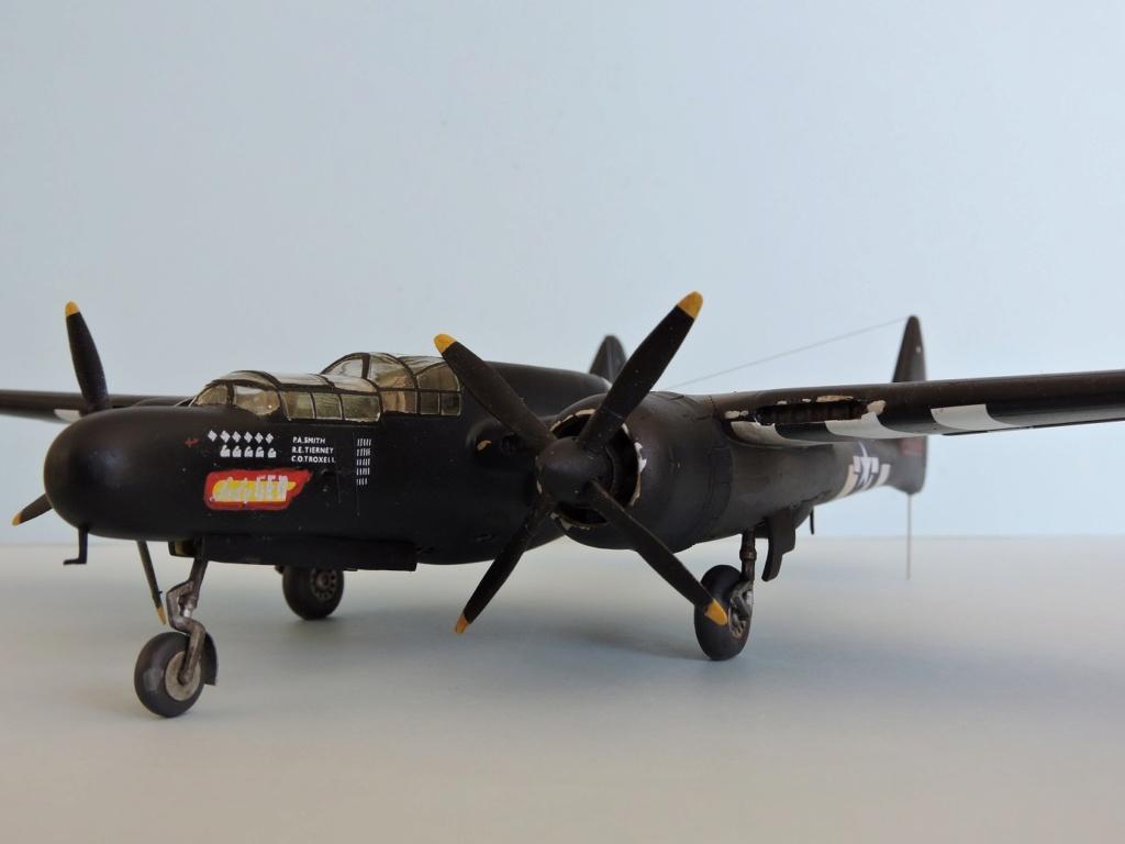 [BILEK/FROG] Northrop P61 Black Widow - Page 4 Northr54