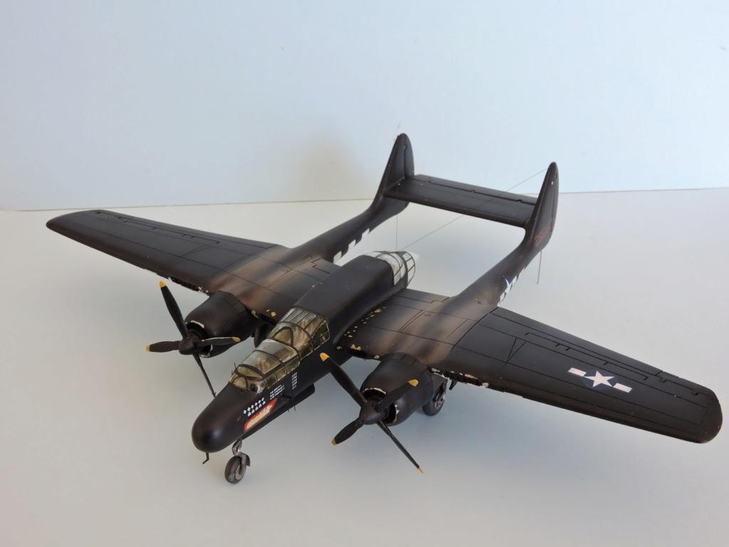[BILEK/FROG] Northrop P61 Black Widow - Page 4 Northr55
