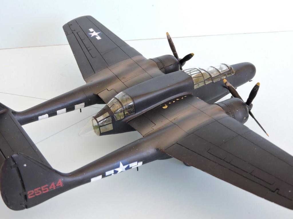 [BILEK/FROG] Northrop P61 Black Widow - Page 4 Northr57