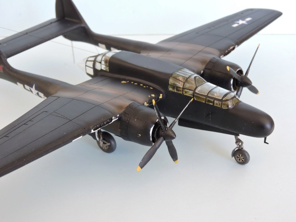 [BILEK/FROG] Northrop P61 Black Widow - Page 4 Northr58