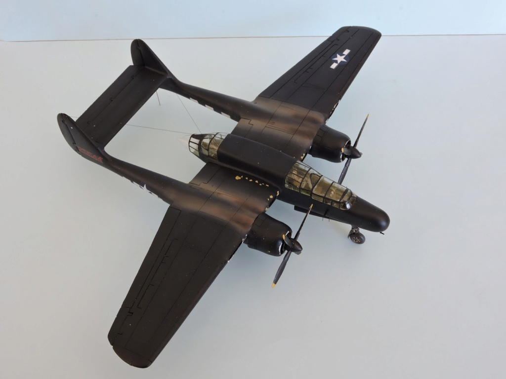 [BILEK/FROG] Northrop P61 Black Widow - Page 4 Northr62