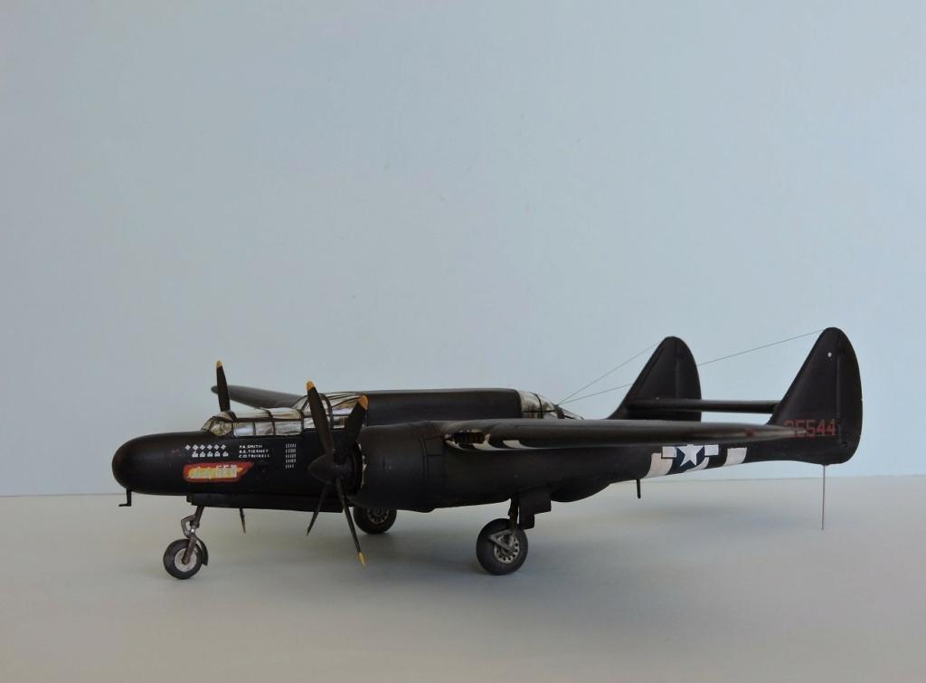 [BILEK/FROG] Northrop P61 Black Widow - Page 4 Northr63