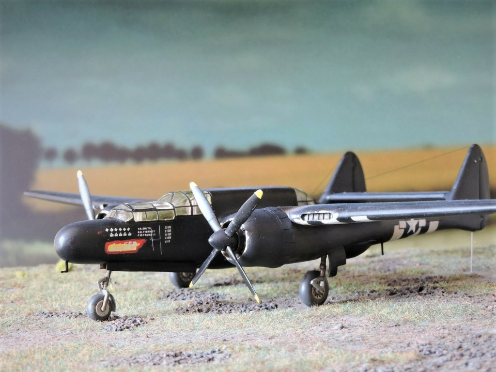 [BILEK/FROG] Northrop P61 Black Widow - Page 4 Northr66