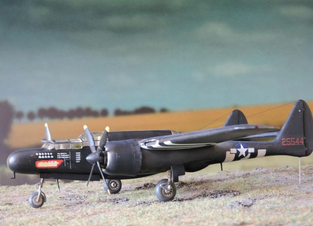 [BILEK/FROG] Northrop P61 Black Widow - Page 4 Northr68
