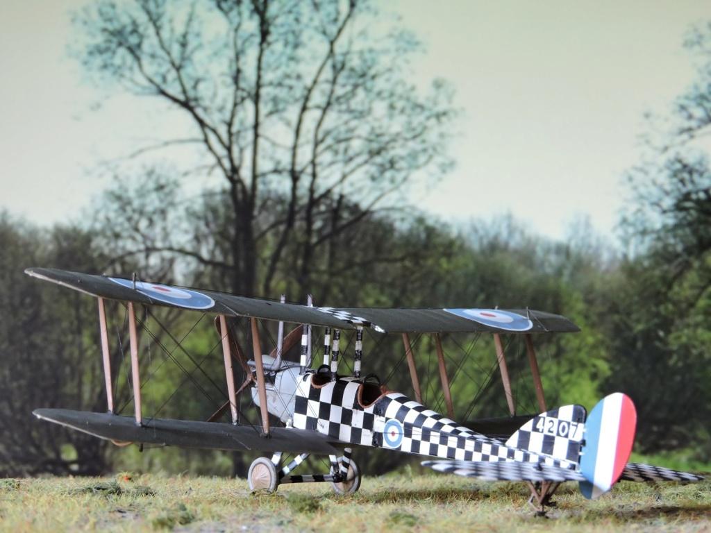 [AIRFIX 1/72] ROYAL AIRCRAFT FACTORY BE2C - Page 4 Raf_be63