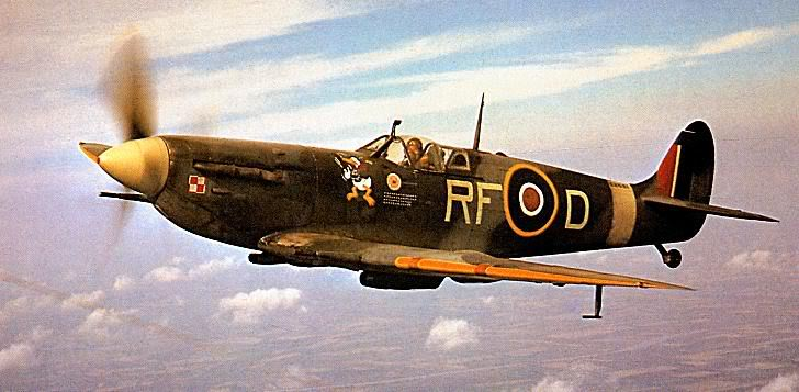 [Airfix] Spitfire MKV Spitfi36