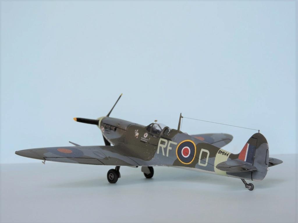 [Airfix] Spitfire MKV Spitfi42