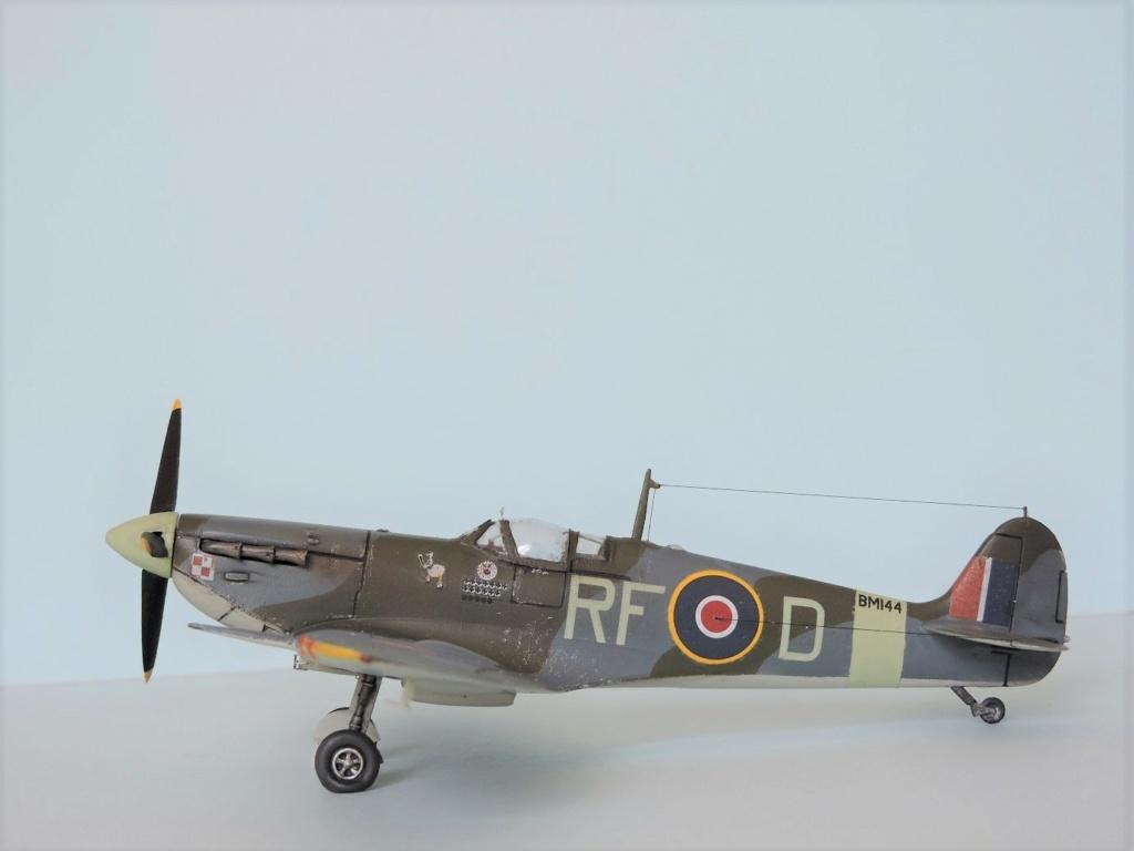 [Airfix] Spitfire MKV Spitfi45