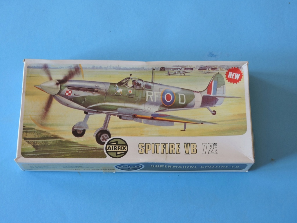 [Airfix] Spitfire MKV Spitif15