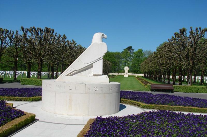 Cimetière américain de Saint Mihiel (Thiaucourt 54) Dsc02127