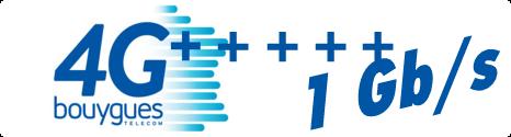 Bouygues Telecom réussit à dépasser le 1 Gb/s en 4G 14641110