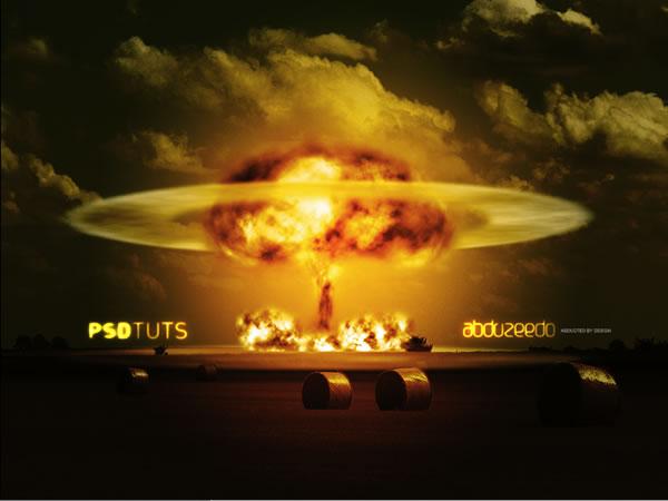 Wanting A Battle. Atomic11