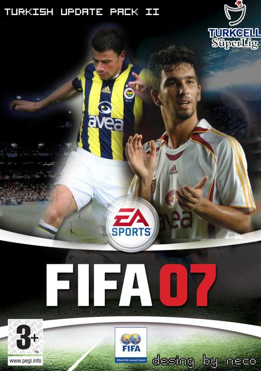 fifa 2007 turnuvası Fifa0712