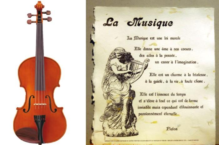 La musique magique Violon13