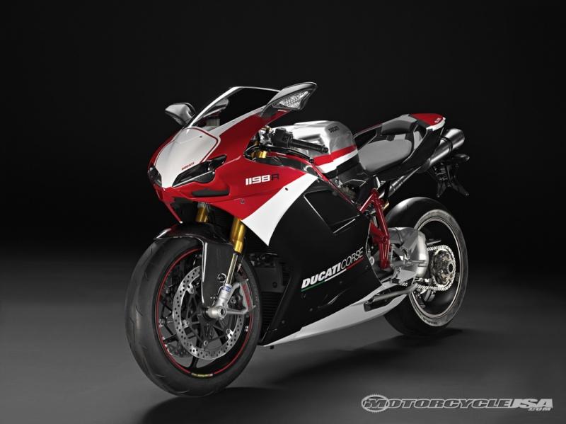 Nouvelle Ducati 1198 R 09111010