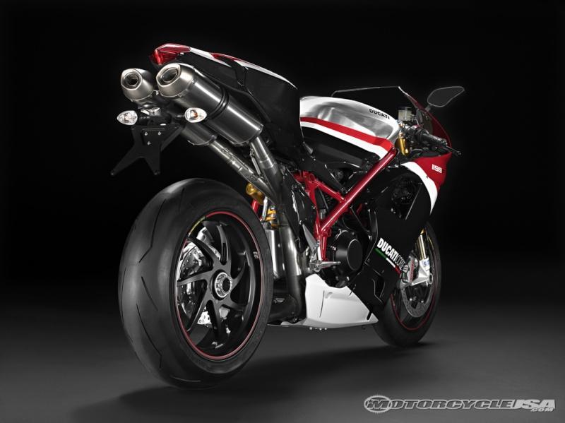Nouvelle Ducati 1198 R 09111011