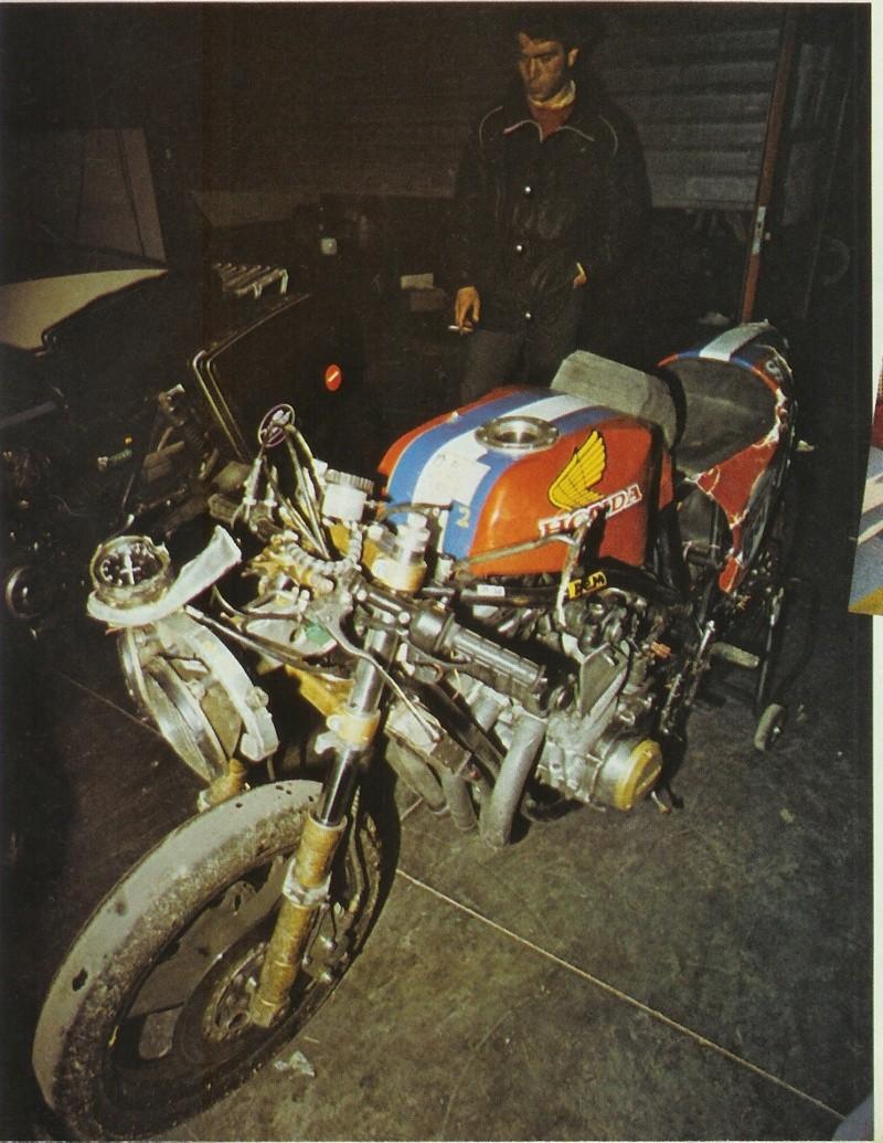 Endurance.... Honda10