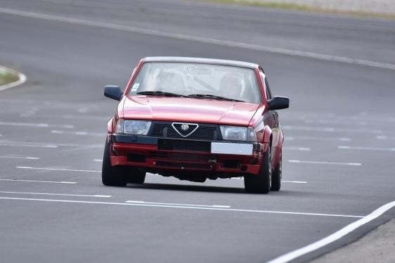 Alfa 75 turbo rouge de piste - Page 2 210ret12