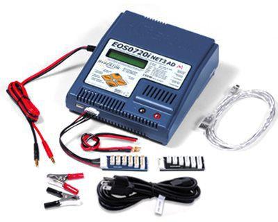 Chargeur Hyperion 12V/220V EOS 0720i NET3 AC/DC VENDU. Merci Charge11