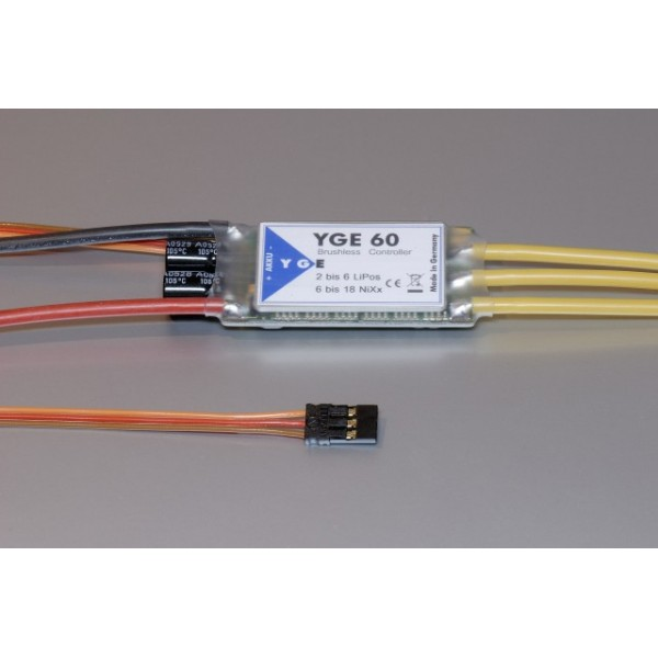 A vendre contrôleur YGE 60V5 neuf Yge6010