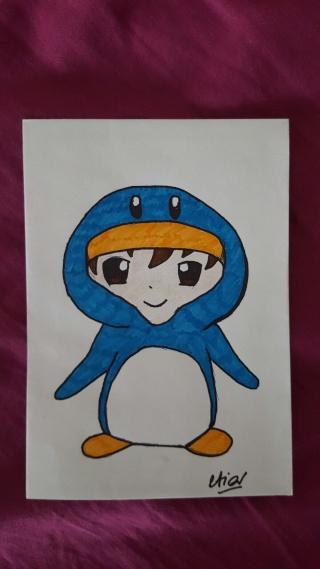 Dessine moi un pingouin ! 14600111