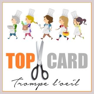 Top card, le trompe l'oeil Trompe11