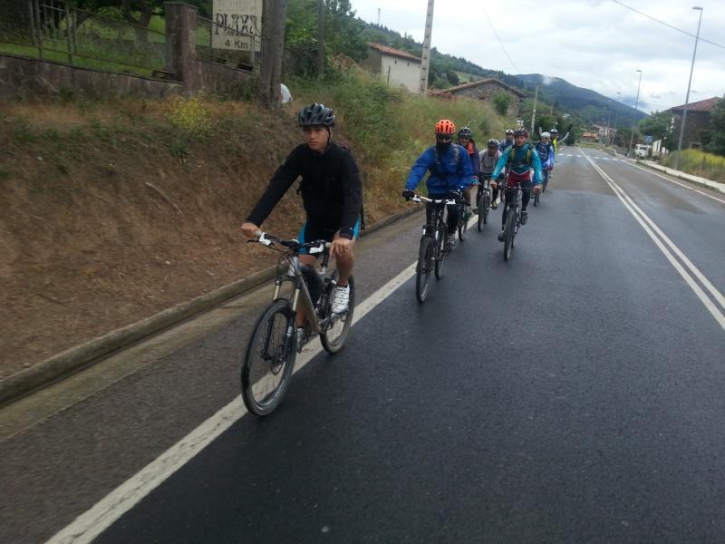 Proyecto Bici-Liébana Ruta Astur Potes-Ribadesella-Potes 30 mayo al 2 junio 2016 20160510