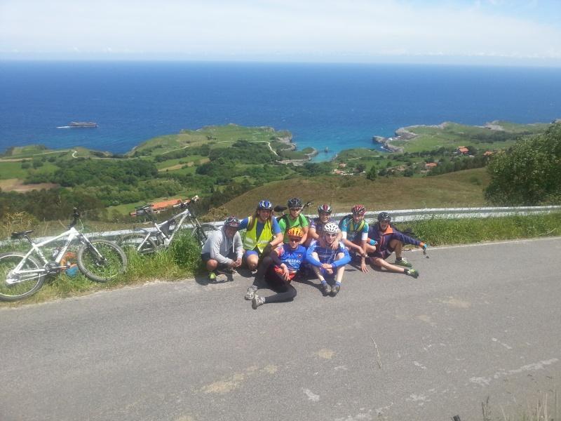Proyecto Bici-Liébana Ruta Astur Potes-Ribadesella-Potes 30 mayo al 2 junio 2016 20160511